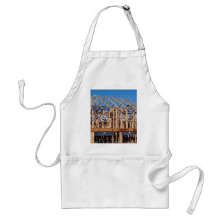 House construction, New Zealand Aprons