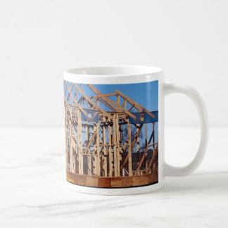 House construction, New Zealand Mug