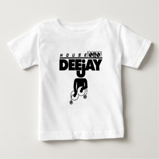 House DeeJay Baby T-Shirt