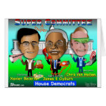House Democrats Greeting Cards