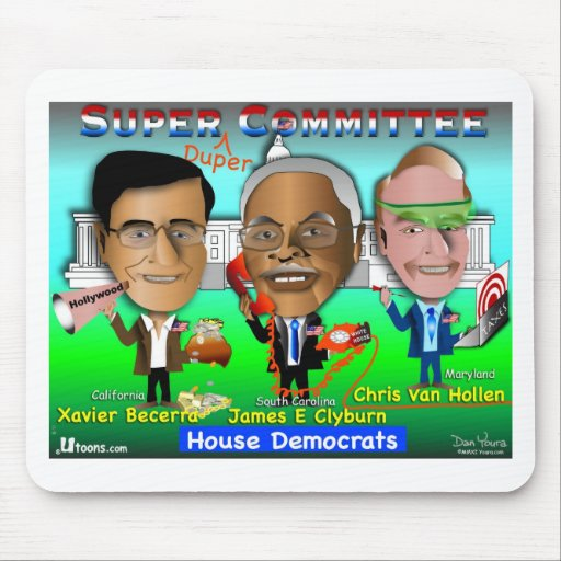 House Democrats Mouse Pads
