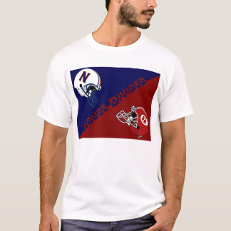 House Divided Warner Robins Vs. Northside T-Shirt