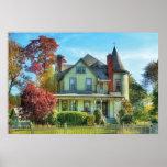 House - Dream House Fantasy Print