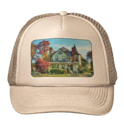 House - Dream House Fantasy Trucker Hat