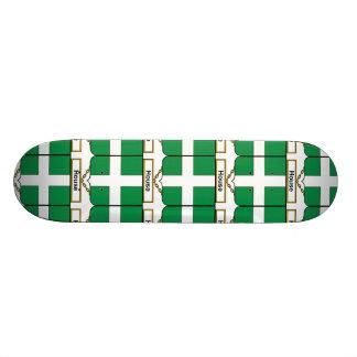 House Family Crest Skate Deck