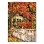 House - Festive Card