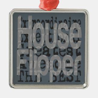 House Flipper Extraordinaire Metal Ornament
