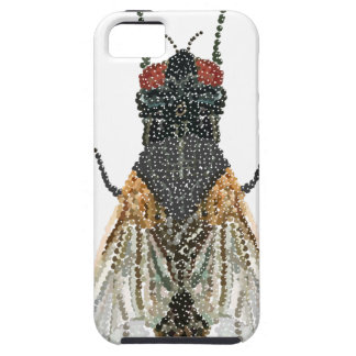 House Fly Bedazzled iPhone SE/5/5s Case