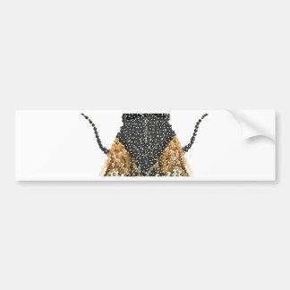 house fly . bumper sticker