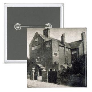 House for Edwin Long Button