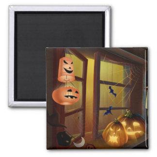 House for Halloween - Magnet