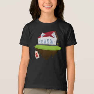 House For Sale Girls T-Shirt