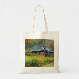 House From The Past Tote Bag