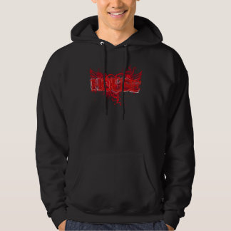 House Heart Red Hoodie
