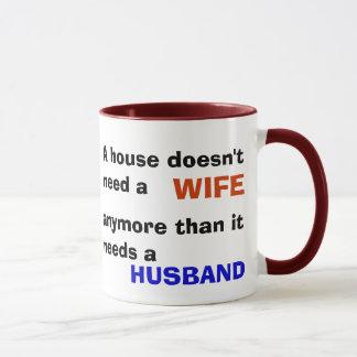 House husband? mug