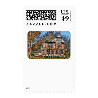 House - I want that Big Pink House Stamps