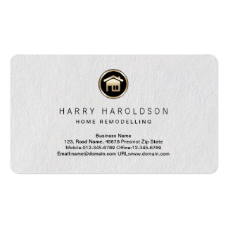 House Icon Premium Home Remodelling Business Card