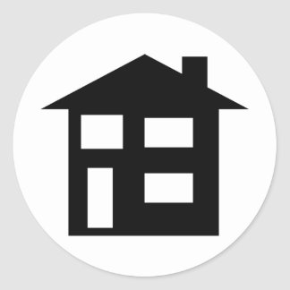 house icon stickers