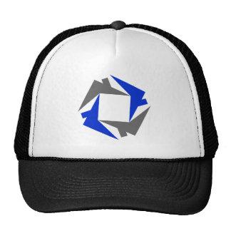 House Icons Baseball Cap Trucker Hat