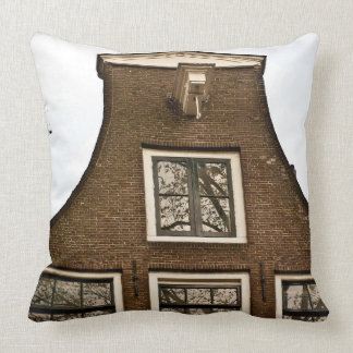 House in Amsterdam Pillow