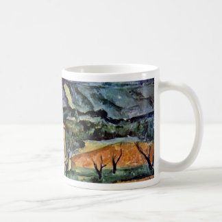 House In Provence By Paul Cézanne (Best Quality) Coffee Mugs
