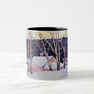 House in the Dark Forest- mug