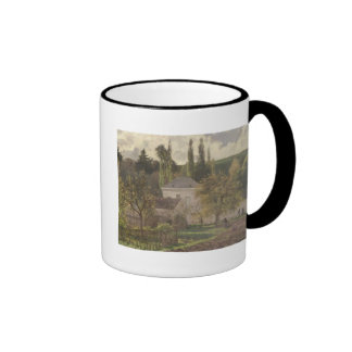 House in the Hermitage, Pontoise, 1873 Mugs