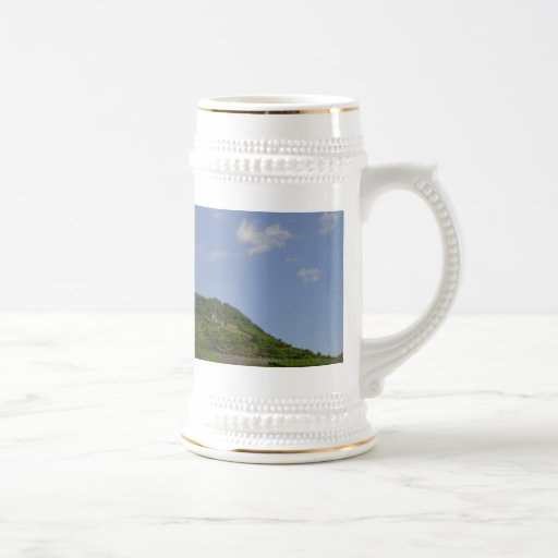 House in the Hills 18 Oz Beer Stein