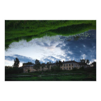 house in your unconscious photo print
