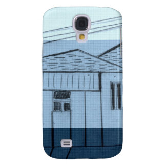 House ipod Case Samsung Galaxy S4 Cover
