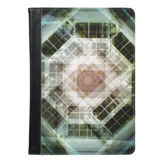 house kaleidoscope door iPad air case