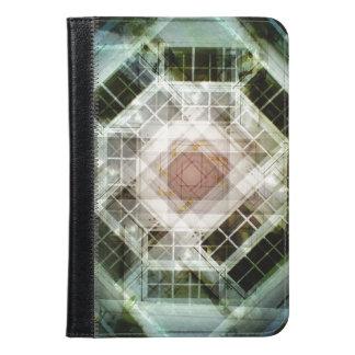house kaleidoscope door iPad mini case