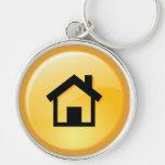 House Key Keychain