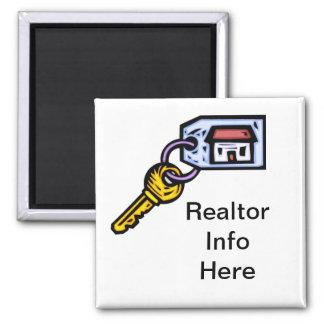 House Key Magnet