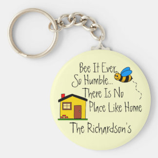 House Keys-Personalize It! Keychain