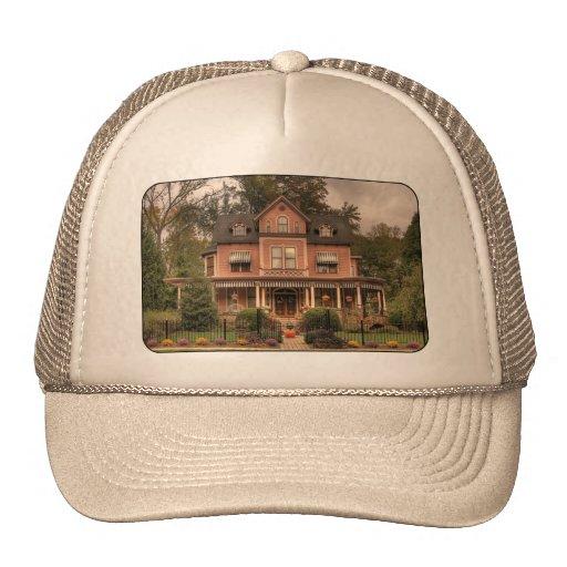 House - Living doll house Trucker Hat