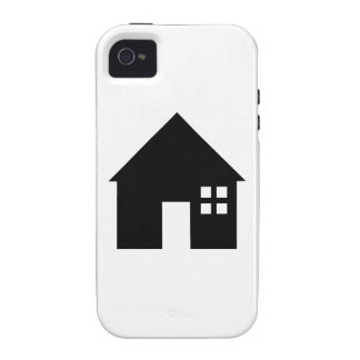 House logo iPhone 4/4S case