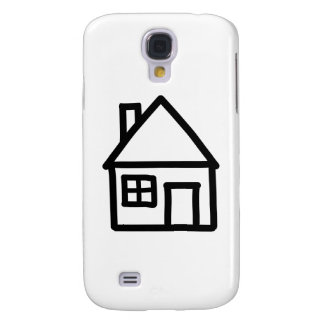 House logo galaxy s4 cases