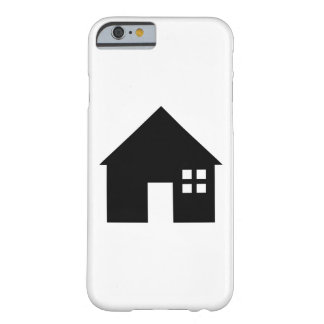 House logo barely there iPhone 6 case