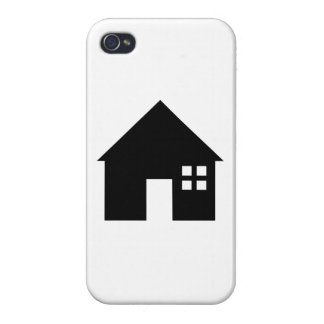 House logo iPhone 4/4S cover