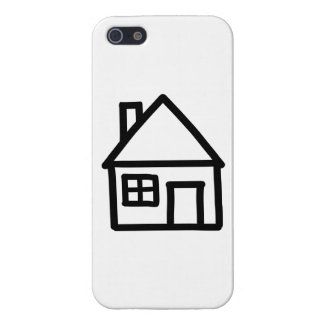House logo iPhone 5 covers