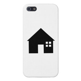 House logo cover for iPhone 5