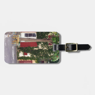 House Luggage Tags