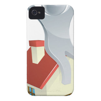 House man and key Case-Mate iPhone 4 case