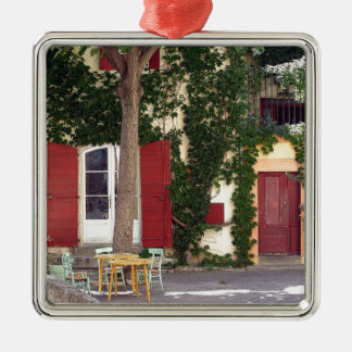 House Metal Ornament