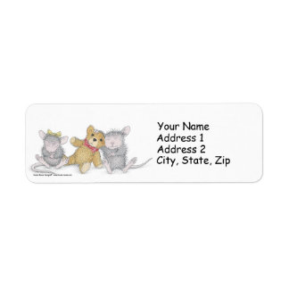 House-Mouse Designs® Address Labels