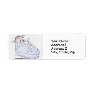House-Mouse Designs® Address Labels
