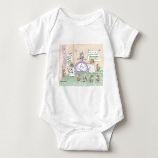 House-Mouse Designs® Baby Bodysuit