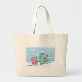 House-Mouse Designs® Canvas Bags