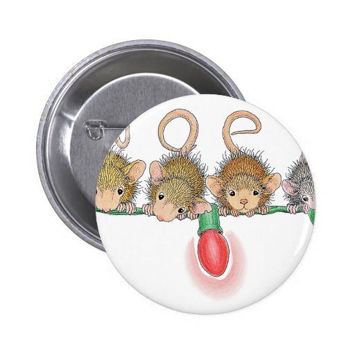 House-Mouse Designs® Buttons